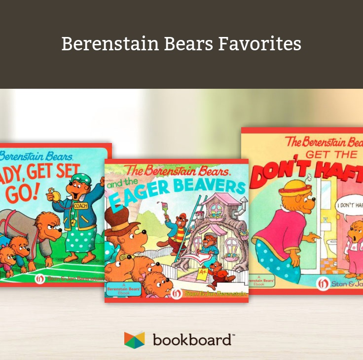 The Berenstain Bear Books