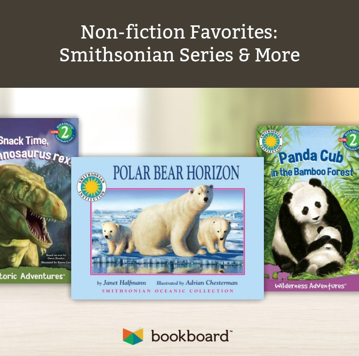 Non-fiction Favorites: Smithsonian Collection